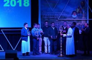 സെന്റ് മേരീസ് പാരീഷ് മെൽബോൺ വെസ്റ്റ് പാരീഷ് ഡേ'സാന്തോം 2018 വർണാഭമായി
