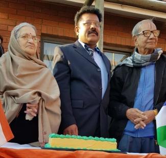 ഇന്ത്യൻ അസോസിയേഷൻ ഓഫ് ലെസോത്തോ സ്വാതന്ത്രദിനാഘോഷം സംഘടിപ്പിച്ചു
