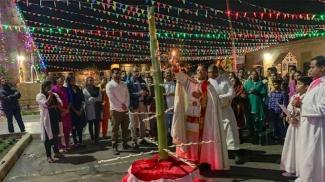 ദനഹാ തിരുനാൾ ആചരണം: അരിസോണ തിരുകുടുംബ ദേവാലയത്തിൽ