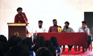 പൂപ്പലം അൽ ജാമിഅ ആർട്ട്സ് ആൻഡ് സയൻസ് കോളജിൽ മനുഷ്യാവകാശ ദിനാഘോഷം സംഘടിപ്പിച്ചു
