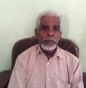 ഡോ: താജ് ആലുവയുടെ പിതാവ് നാട്ടിൽ നിര്യാതനായി