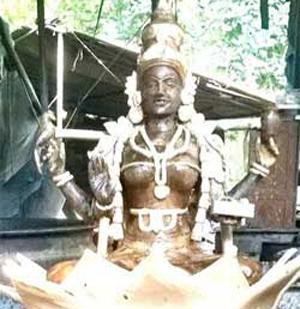 ശ്രീ ശാരദാ ദേവീയുടെ പ്രതിഷ്ഠ മാർച്ച് 26ന്