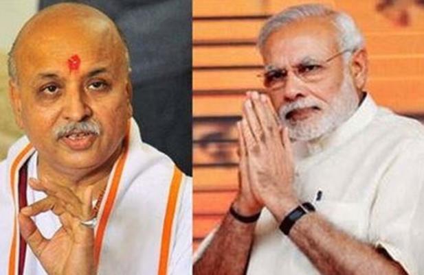 വിഎച്ച്പി അന്താരാഷ്ട്ര പ്രസിഡന്റ് പദവി പിടിച്ചെടുത്ത് നരേന്ദ്ര മോദിയും അമിത്ഷായും; തൊഗാഡിയ പക്ഷത്തെ തകർത്ത് മോദി നിയോഗിച്ച പ്രതിനിധിക്ക് വമ്പൻ ജയം; തൊഗാഡിയയുടെ പ്രതിനിധി തോറ്റത് 60ന് എതിരെ 131 വോട്ടിന്; തിരഞ്ഞെടുപ്പ് നടന്നത് 54 വർഷങ്ങൾക്ക് ശേഷം; തിരഞ്ഞെടുപ്പിൽ കൃത്രിമമെന്നും ആക്ഷേപം; സ്ഥാനചലനത്തിന് പിന്നാലെ വിഎച്ച്പി വിട്ട തൊഗാഡിയ ചൊവ്വാഴ്ച മുതൽ നിരാഹാര സമരത്തിന്