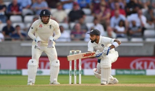 എഡ്ജ്ബാസ്റ്റണിൽ തിളങ്ങി ഇംഗ്ലണ്ട്; ഒന്നാം ടെസ്റ്റിൽ ഇന്ത്യക്ക് 31 റൺസിന്റെ തോൽവി; 194 റൺസ് വിജയലക്ഷ്യത്തിൽ ഇന്ത്യയ്ക്ക് നേടാനായത് 162 റൺസ് മാത്രം; അഞ്ച് ടെസ്റ്റുകളുടെ പരമ്പരയിൽ 1-0ന് ഇംഗ്ലണ്ട് മുന്നിൽ