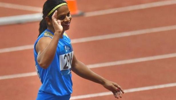ഏഷ്യൻ ഗെയിംസ് 200 മീറ്ററിൽ ദ്യുതിക്ക് വെള്ളി; ടേബിൾ ടെന്നീസിൽ വെങ്കലവും; ഇന്ത്യയുടെ മെഡൽ നേട്ടം 50 ആയി