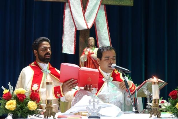 ടൊറൊന്റോ സെന്റ് മേരീസ് ക്നാനായ കത്തോലിക്ക ദേവാലയത്തിൽ പരിശുദ്ധ കന്യാമറിയത്തിന്റെ പിറവിത്തിരുന്നാളും എട്ടു നോമ്പാചരണവും നടത്തി