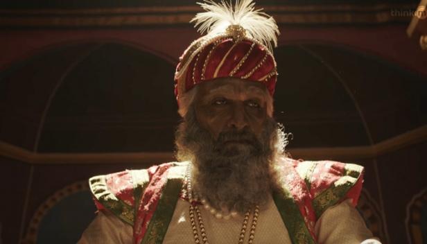 സേതുപതിയുടെ 'സീതാകാത്തി' ട്രെയിലറെത്തി; ത്രസിപ്പിക്കുന്ന ലുക്കിൽ മക്കൾസെൽവൻ എത്തുന്ന ചിത്രം സംവിധാനം ചെയുന്നത് തരണീധരൻ; ട്രെയിലർ പുറത്ത് വിട്ടത് 75പേർ ചേർന്ന്