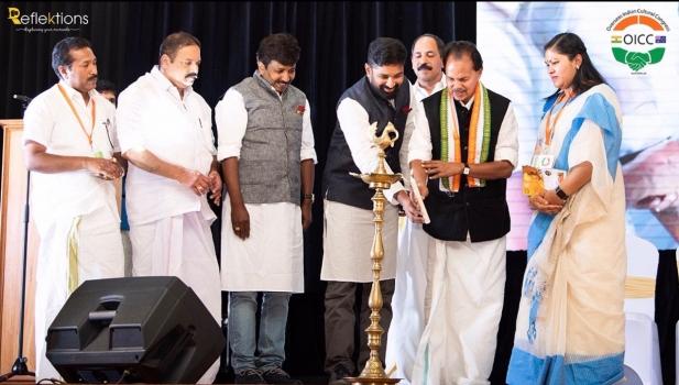 പി.ടി. തോമസും വിടി ബൽറാമും മെൽബണിൽ; ഓ.ഐ.സി.സിയുടെ നേതൃത്വത്തിൽ നെഹ്റു ജയന്തി ആഘോഷം അവിസ്മരണീയമായി