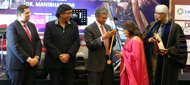 ഡോ. ഷീലാ ഫിലിപ്പിന് അബ്രഹാം ലിങ്കൺ പുരസ്കാരം