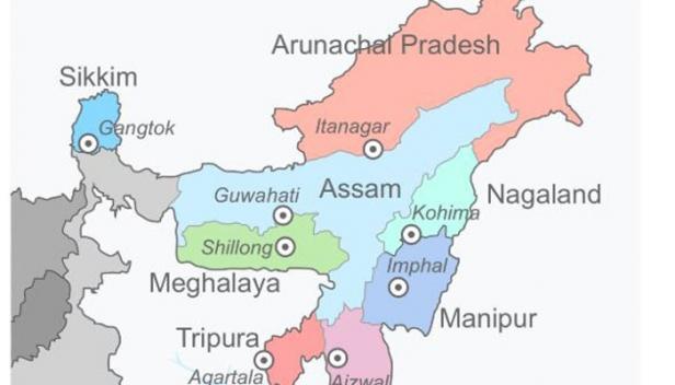 ദേശീയ പൗരത്വനിയമ ഭേദഗതി:  വടക്കു കിഴക്കൻ സംസ്ഥാനങ്ങളിൽ പ്രതിഷേധം ശക്തമാകുന്നു; നിയമത്തിൽ നിന്നും സംസ്ഥാനത്തെ ഒഴിവാക്കണമെന്ന ആവശ്യവുമായി മണിപ്പൂർ സർക്കാർ