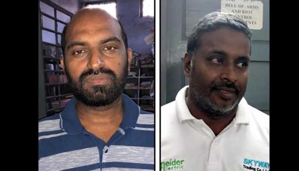 ഹർത്താൽ ദിനത്തിൽ വാടാനപ്പള്ളിയിൽ മൂന്നുബിജെപി പ്രവർത്തകരെ വെട്ടിപ്പരിക്കേൽപ്പിച്ച സംഭവം: രണ്ട് എസ്ഡിപിഐ പ്രവർത്തകർ അറസ്റ്റിൽ
