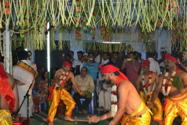 ഇന്റർനാഷണൽ കണ്യാർകളി മേള - ഷാർജയിൽ മാർച്ച് ഒന്നിന്