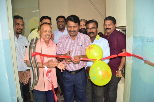 ദേവ്ജി- ബി കെ എസ് - ബാലകലോത്സവം-2019 ന്റെ കമ്മിറ്റി ഓഫീസ് ഉദ്ഘാടനം ചെയ്തു