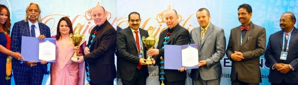 ഡോ.ഷീല ഫിലിപ്പോസിനും ഡോ. പി.എം. അബ്ദുൽ സലാമിനും മജസ്റ്റിക്സ്ഗ്രാന്റ് അച്ചീവേഴ്സ് പുരസ്കാരം സമ്മാനിച്ചു