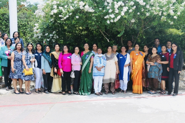 തിരുവനന്തപുരം നഴ്സിങ് കോളേജ് അലുമ്നി അസ്സോസ്സിയേഷന്റെ പ്രഥമ അമേരിക്കൻ സംഗമം അവിസ്മരണീയമായി