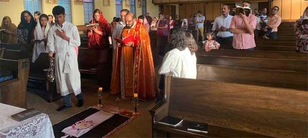 ദൈവദാസൻ മാർ ഈവാനിയോസ് പിതാവിന്റെ ദുക്റോനോ പെരുന്നാൾ കാൽഗറിയിൽ ആഘോഷിച്ചു
