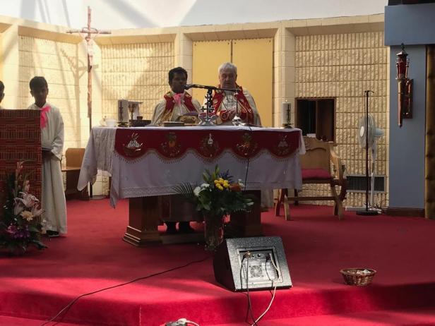 ലിമെറിക്ക് സീറോ മലബാർ ചർച്ചിൽ വി.അൽഫോൻസാമ്മയുടെ തിരുനാൾ ആഘോഷിച്ചു