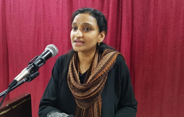 ചില്ല റിയാദിൽ സംഘടിപ്പിച്ച 'എന്റെ വായന' പരിപാടിയിൽ ലീന സുരേഷ് ഉദ്ഘാടകയായി