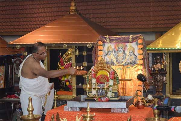 ഷിക്കാഗോ ഗീതാമണ്ഡലം രാമായണ പാരായണ പര്യവസാനവും, ലക്ഷാർച്ചനയും സംഘടിപ്പിച്ചു