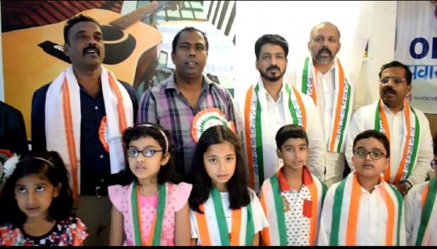 ഓ എൻ സി പി കുവൈറ്റ്-ഗാന്ധിജയന്തിയും ,ലാൽ ബഹദൂർ ശാസ്ത്രി ജയന്തിയും സംഘടിപ്പിച്ചു