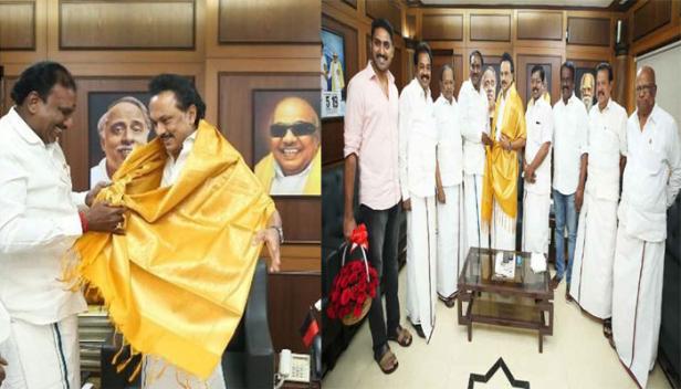 ബിജെപി തമിഴ്നാട് സംസ്ഥാന വൈസ് പ്രസിഡന്റ് പാർട്ടി വിട്ടു; അരശകുമാർ ഡിഎംകെയിൽ അംഗത്വം സ്വീകരിച്ചത് എംകെ സ്റ്റാലിനിൽ നിന്നും