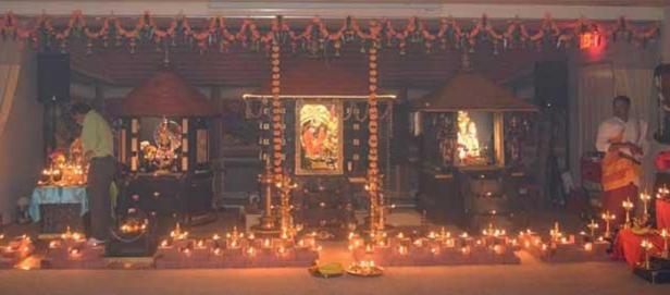 അയോധ്യാ ഭൂമിപൂജയ്ക്കും ശിലാന്യാസത്തിനും പ്രാർത്ഥനകൾ അർപ്പിച്ച് ഷിക്കാഗോ ഗീതാമണ്ഡലം