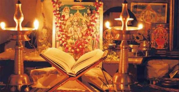 കാൽഗറിയിൽ രാമായണ മാസാചരണം തുടങ്ങി