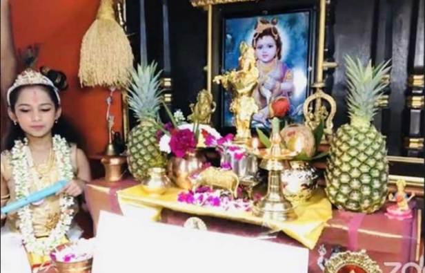 ഷിക്കാഗോ ഗീതാമണ്ഡലം വിപുലമായി അഷ്ടമിരോഹിണി ആഘോഷിച്ചു