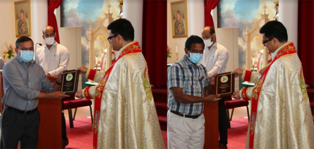 ന്യൂജേഴ്സി സോമർസെറ്റ് സെന്റ് തോമസ് സീറോ മലബാർ ദേവാലയം കർഷകശ്രീ അവാർഡ് 2020 വിജയികളെ പ്രഖ്യാപിച്ചു
