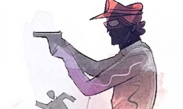 ഡൽഹിയിൽ ഗുണ്ടാസംഘവും ഡൽഹി പൊലീസും തമ്മിൽ ഏറ്റുമുട്ടൽ; ഇരുവിഭാഗങ്ങളും 50 റൗണ്ട് വെടിയുതിർത്തു; ഗുണ്ടാ തലവനും വെടിവെപ്പിൽ പരിക്ക്; കൊലപാതക കേസിൽ പ്രതികളായ നാലു പേർ പിടിയിൽ