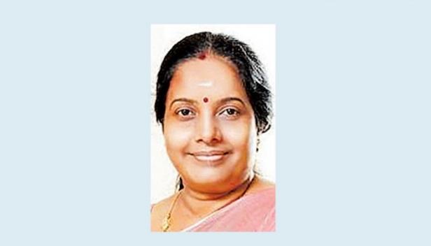 വാനതി ശ്രീനിവാസ്; മഹിളാ മോർച്ചാ ദേശിയ പ്രസിഡന്റ്