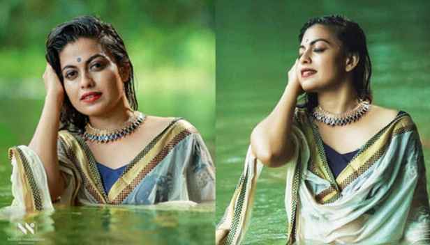 'ഹോട്ട്' ചിത്രം ആവശ്യപ്പെട്ട് ആരാധകൻ; ചൂട് ദോശയുടെ ചിത്രം പോസ്റ്റ് ചെയ്ത് അനുശ്രീ