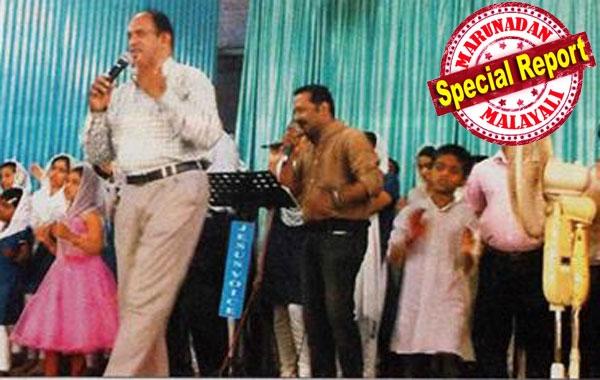അറുബാ ഹത്തുരബ കംബറ, സ്റ്റേജിലേക്ക് കൊണ്ടു വന്നാട്ടെ.... ബാംബറബ, ഷുക്കാറബ, കബാറ... അമ്മ എത്തിയത് ശവവുമായി... തിരിച്ചു പോയത് ജീവനുള്ള കുഞ്ഞുമായി; രോഗശാന്തി ശുശ്രൂഷയിലെ ഉയിർത്തെഴുന്നേൽപ്പ് വീഡിയോ കാണാം