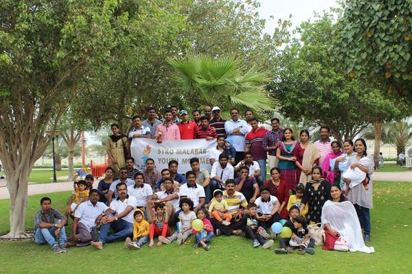 അബുദബി സീറോ മലബാർ യൂത്ത് മൂവ്മെന്റ് വാർഷിക ഔട്ടിങ്ങ് സംഘടിപ്പിച്ചു