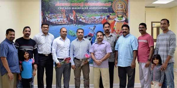 ഷിക്കാഗോ മാരത്തണിൽ അഭിമാനമായ മലയാളികളെ ഷിക്കാഗോ മലയാളി അസോസിയേഷൻ അഭിനന്ദിച്ചു