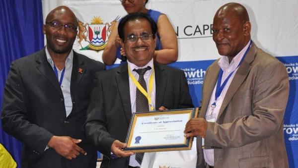 സെബാസ്റ്റ്യൻ വട്ടക്കുന്നേലിന് ദക്ഷിണാഫ്രിക്കൻ പുരസ്കാരം