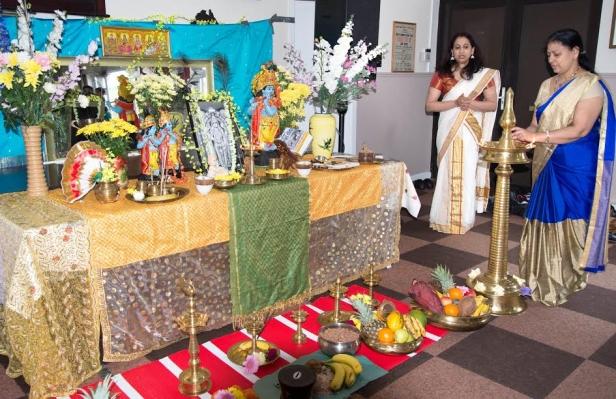 വിഷു്ക്കാഴ്ച്ചകളൊരുക്കി സത്ഗമയ സദ്സഘം വിഷു ആഘോഷം; ഡബ്ലിനിൽ മലയാളി സമൂഹത്തിന്റെ വിഷുവാഘോഷം ഭക്തിനിർഭരമായി
