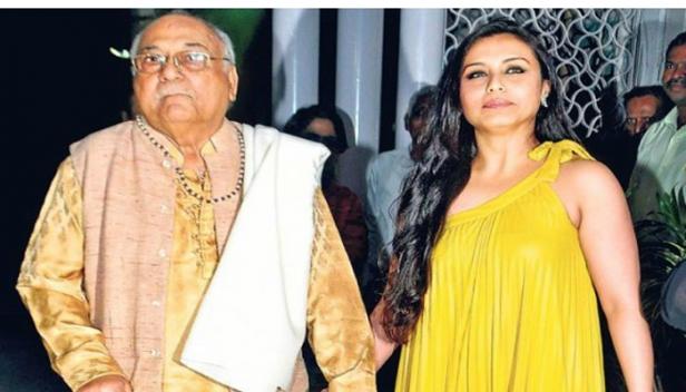 റാണി മുഖർജിയുടെ പിതാവ് രാം മുഖർജി അന്തരിച്ചു; വിടപറയുന്നത് ബംഗാളി- ഹിന്ദി സിനിമയിലെ സംവിധായകനും നിർമ്മാതാവുമായ പ്രതിഭ