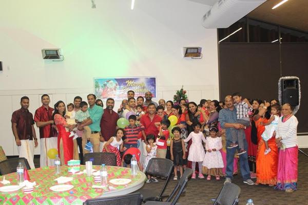 മെൽബൺ മെറിൻഡയിലെ മലയാളി സുഹൃത്തുക്കളുടെ ക്രിസ്തുമസ് ആഘോഷം അവിസ്മരണീയമായി