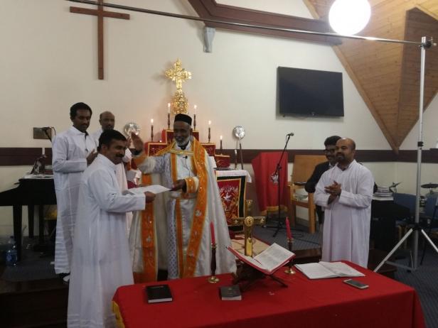 ഇന്ത്യൻ ഓർത്തഡോക്ൾസ് ഫാമിലി കോൺഫറൻസ് റജിസ്ട്രേഷൻ ഉത്ഘാടനവും ലോഗോ പ്രകാശനവും സംഘടിപ്പിച്ചു